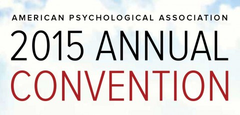 2015 APA Convention Division 45 Program