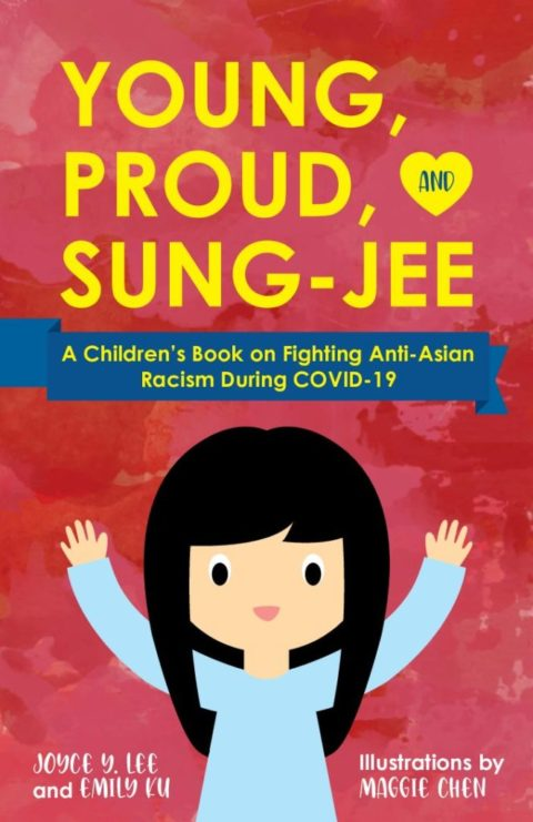 Children's Book on Fighting Anti-Asian Racism During COVID